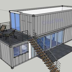 projet showroom - espace vie