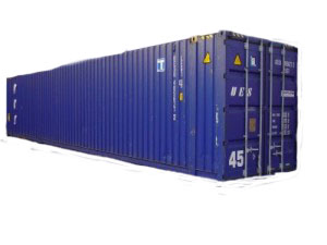 Container dry 40